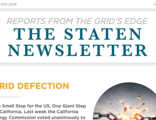Staten Newsletter
