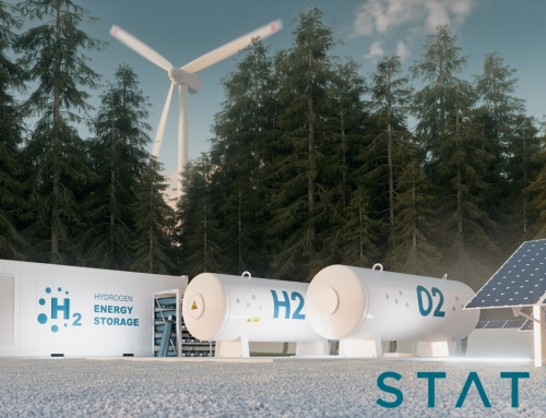 HYDROGEN TO BACKUP WIND AND SOLAR POWER