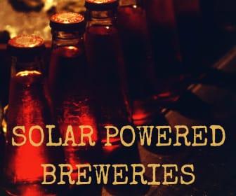 Solar Powered Breweries