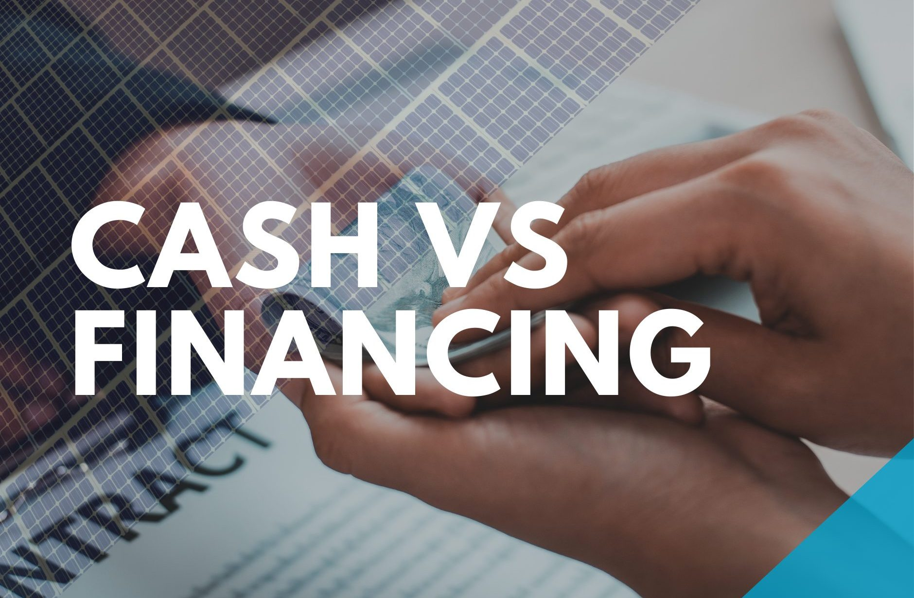 Financing solar panels