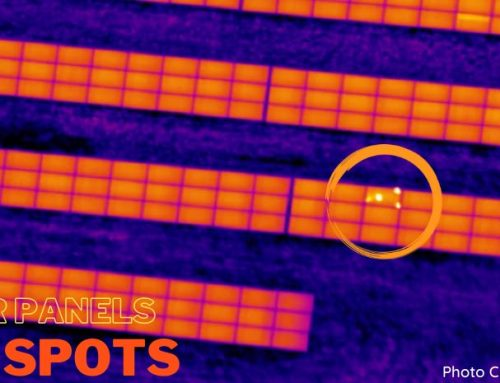 Hot Spots of Solar Panels