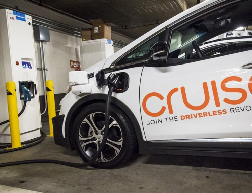 Cruise Powers Its Self-Driving Electric Cars with Solar Energy from California Farms