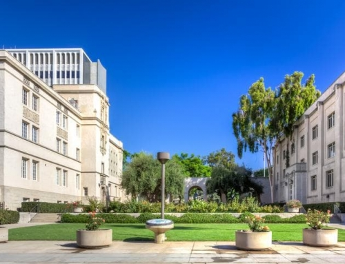 Caltech Adds Solar to Power Campus Buildings