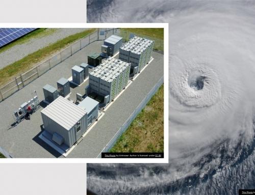Energy Equity Through Solar + Storage In a Hurricane Zone